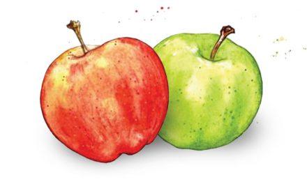 De las manzanas, todas