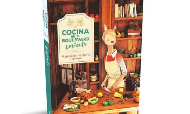 Un libro de recetas, lifestyle y algo más