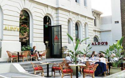 Aldo's, Restoran & Vinoteca en Palermo