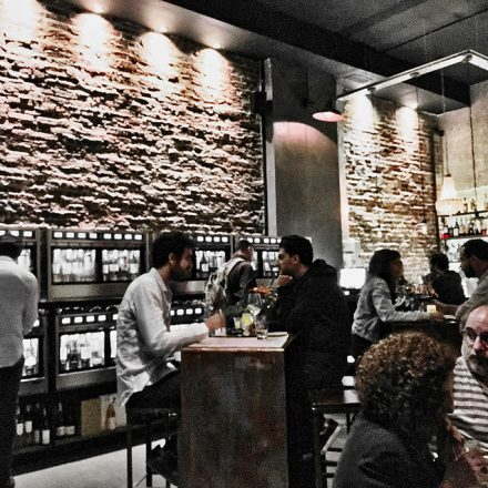 Vico Wine Bar, placer por copa