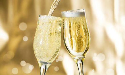 Burbujas de fin de año