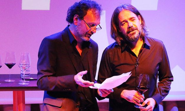 Gorriti Art Center presenta Vino con Humor