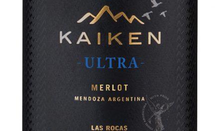 Kaiken Ultra ahora tiene un Merlot