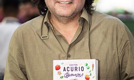Buenazo, el nuevo libro de Gastón Acurio