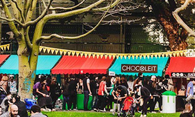 Sin TACC, primer festival callejero de la Argentina