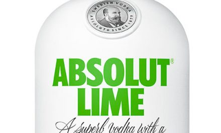 "Absolut lanza ""Lime"""