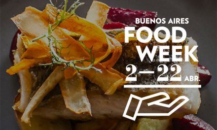 Vuelve el Buenos Aires Food Week