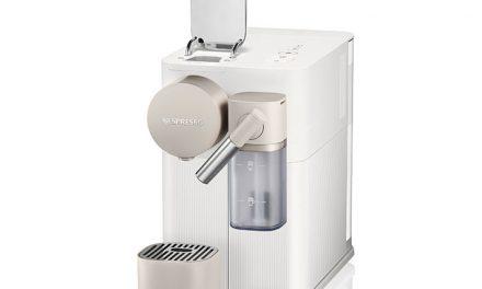 Café con leche high tech