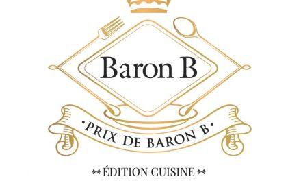 Prix de Baron B–Édition Cuisine–