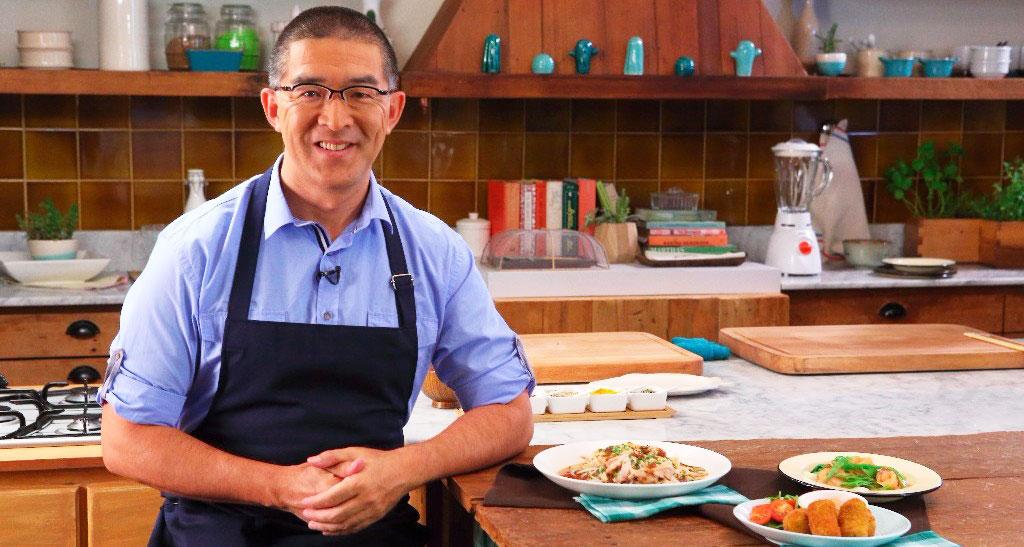Crudo: Cocina basada en vegetales por Takehiro Ohno