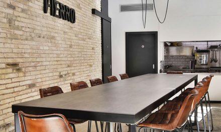 Proyecto Fierro: el restaurante de la única mesa
