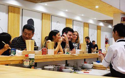 Mirutaki, cocina japonesa