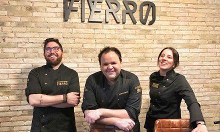 Fierro y Martín Milesi: encuentro de cocineros argentinos en Valencia