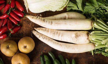 No cualquier verdura