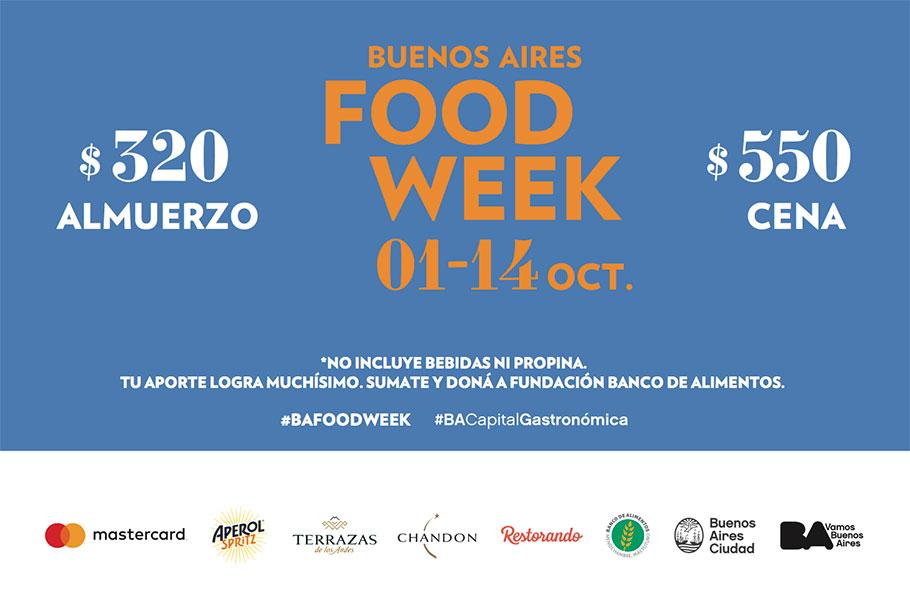 Llega Buenos Aires Food Week