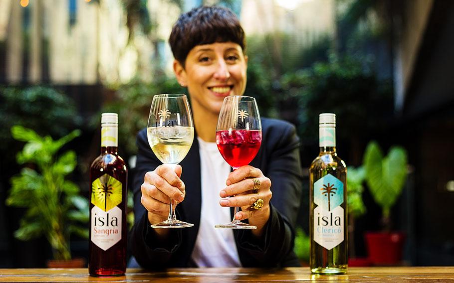 Bebidas listas para disfrutar by Inés de los Santos