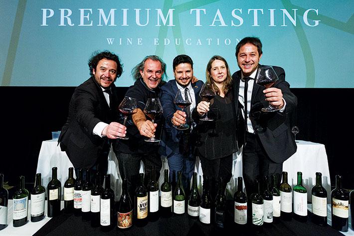 premium-tasting
