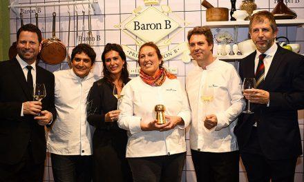"""Patricia Courtois es la ganadora del """"Prix de Baron B – Édition Cuisine"""""""