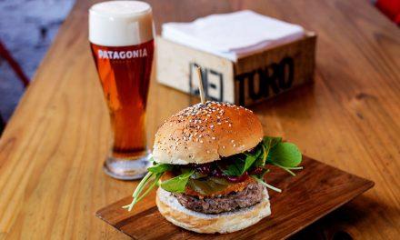 Una hamburguesa de edición limitada sorprende en Deltoro