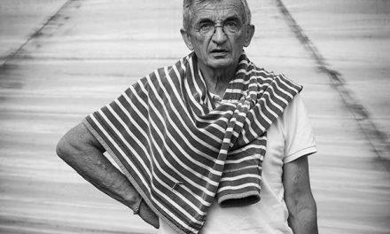Michel Bras visitó la Argentina