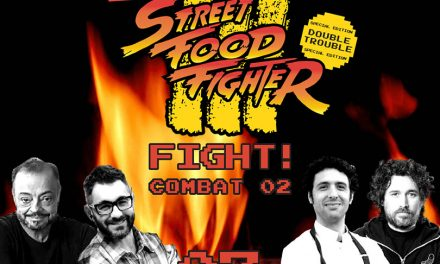 Duelo de titanes en el Street Food Fighter de Diggs