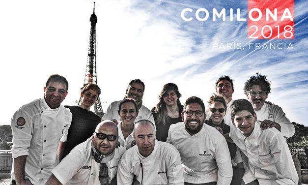 COMILONA París 2018