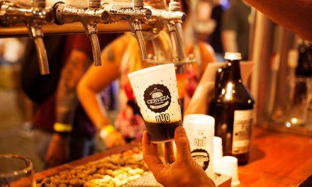 Cerveza a cielo abierto