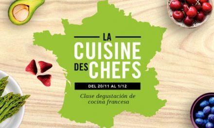 Dos semanas de cocina francesa