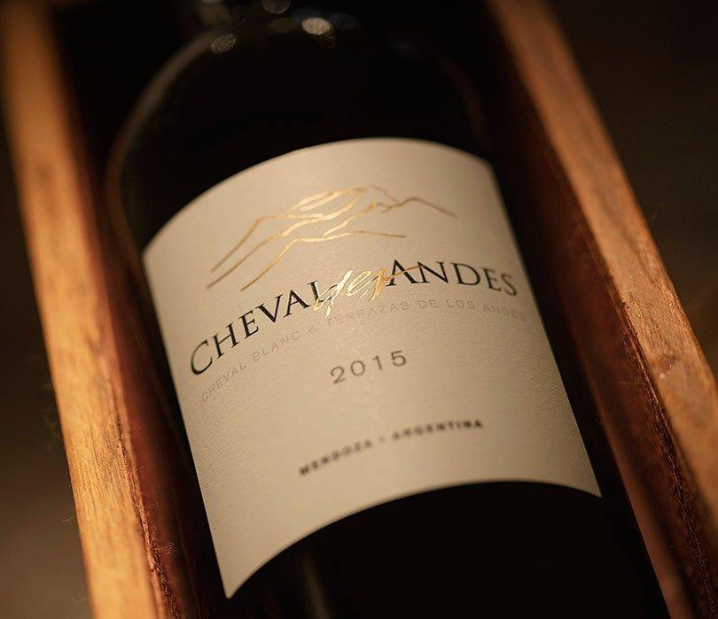 Cheval Des Andes 2015 Sólo Por Gusto