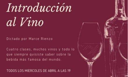 Curso de Introducción al vino