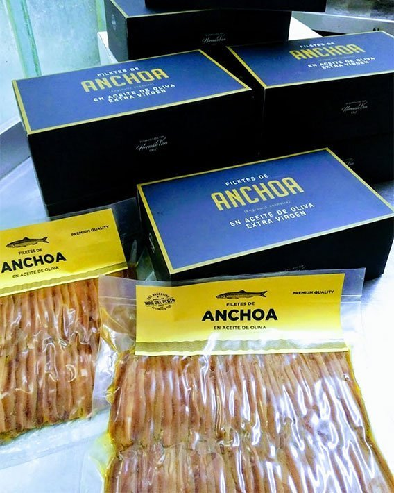 Pack-anchoas