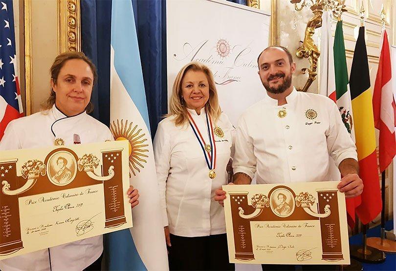 Argentina logró el cuarto puesto en el Trophée Passion