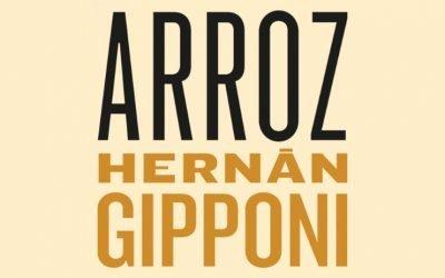 Arroz. Hernán Gipponi