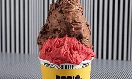 Un helado porteño en el podio