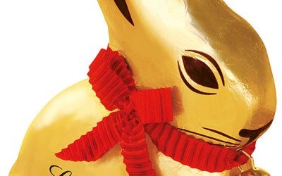 Lindt, chocolate santo