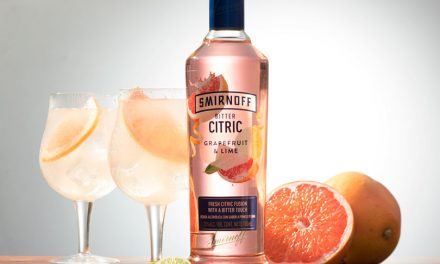 Nuevo Smirnoff Bitter Citric