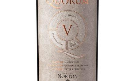 Quorum V, un vino único e irrepetible