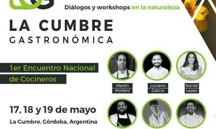 La Cumbre Gastronómica: Congreso de Cocineros