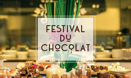 Festival du Chocolat en The Brick Kitchen