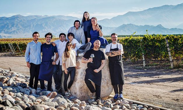 Cocina argentina a Diez Manos