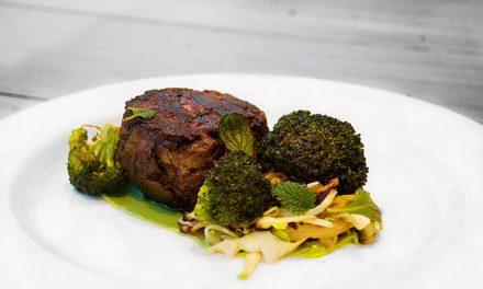 Dos recetas del cocinero mendocino Lucas Bustos