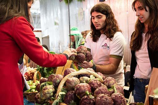 Alcauciles-en-el-Mercado