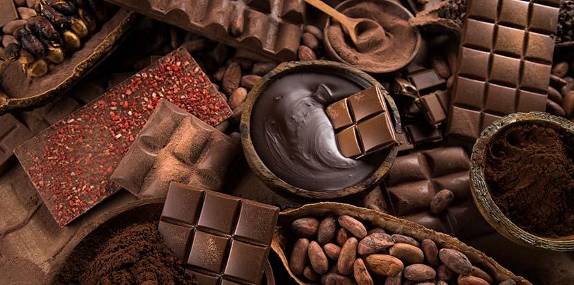 Primera edición de La Chocolaterie