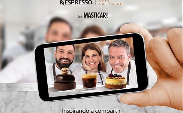 Nespresso Cafe Patisserie en Masticar