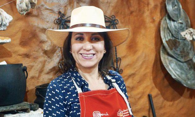 Mónica Huerta, picantera: la cocina está viva