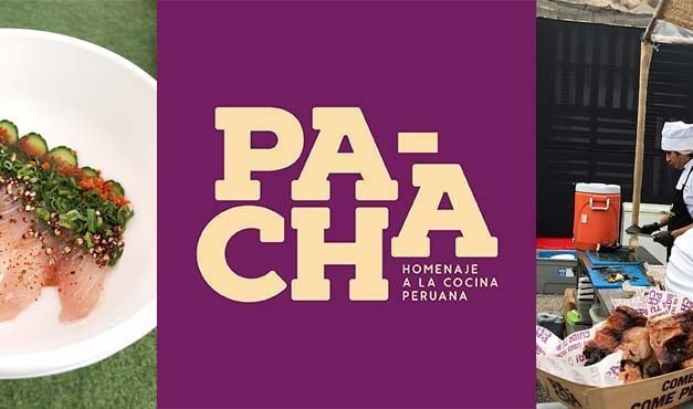 Primera edición de Pacha