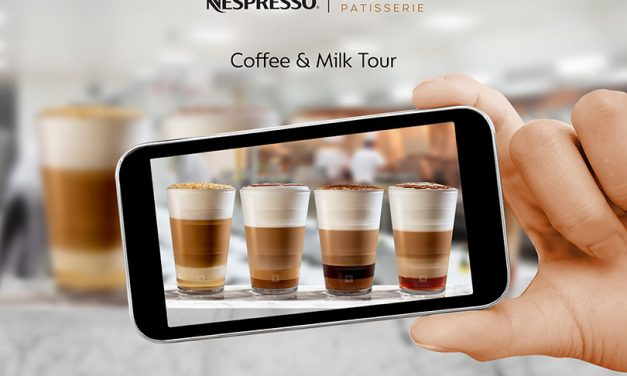 Coffee & Milk Tour by Nespresso