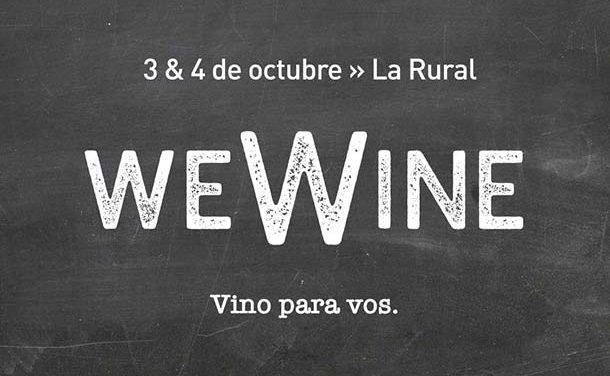We Wine, festival de vinos