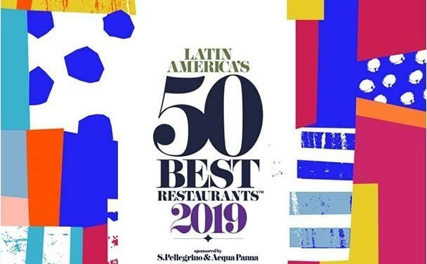 50 Best Latin America 2019, en Buenos Aires