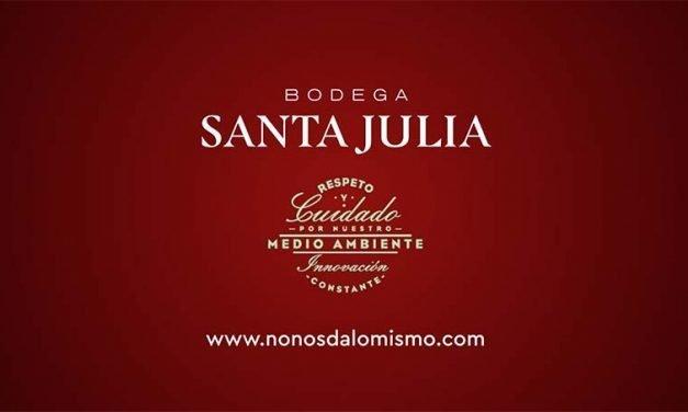 Santa Julia sigue cosechando oros